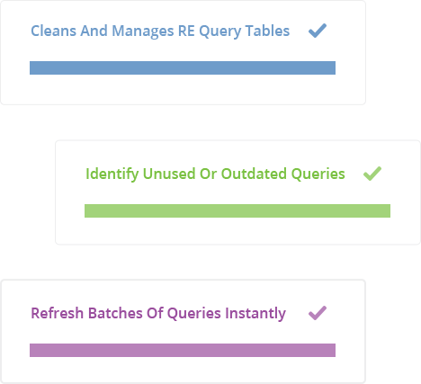 Query Management Features