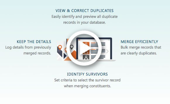 Database Merge Tool to Remove Duplicate Constituent Records from Raiser's Edge