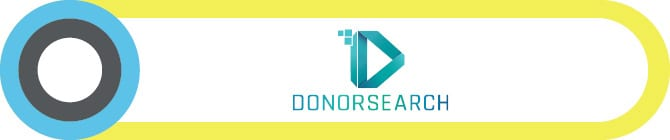 DonorSearch's Salesforce app for nonprofits provides an accessible prospect research tool for fundraisers.